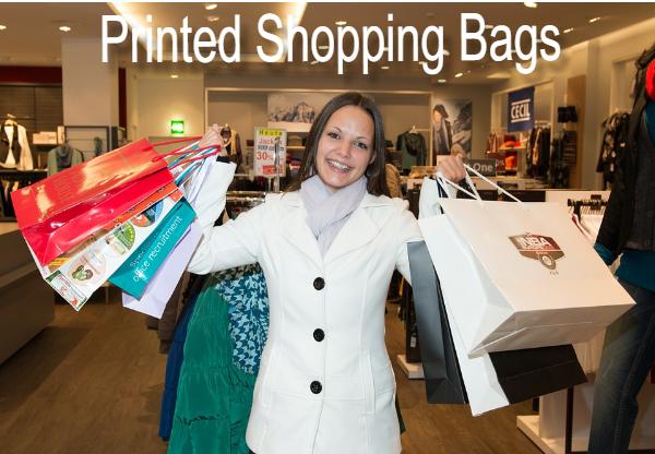 shopping bags printing